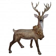 Собственное производство, Новогодние фигуры олени, лоси